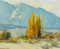 Jack Wilkinson Smith (1873 - 1949 Alhambra, CA)