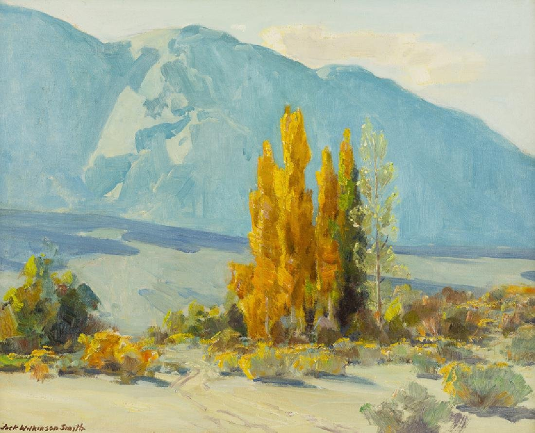 Jack Wilkinson Smith (1873 - 1949 Alhambra, CA)