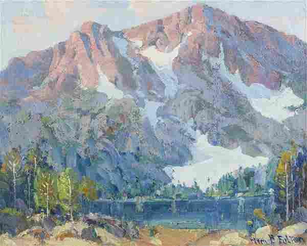 Fitch Burt Fulton (1879 - 1955 Los Angeles, CA)