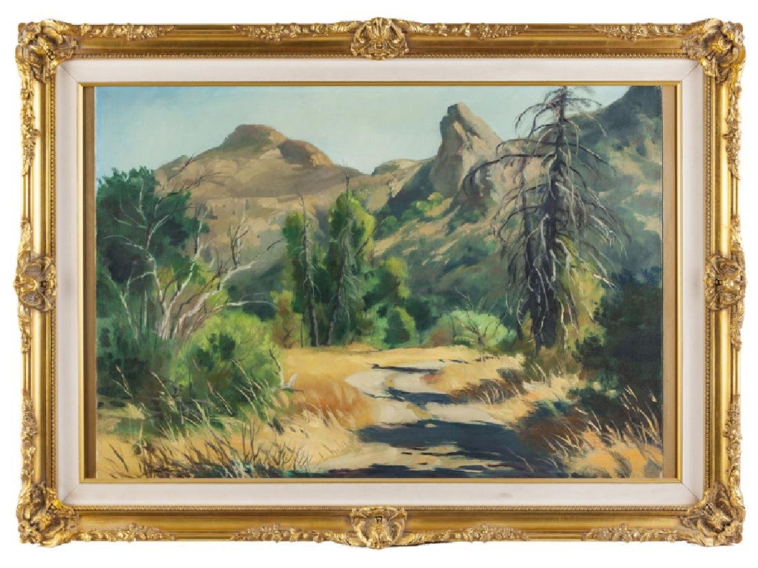 Emil J. Kosa Jr. NA (1903 - 1968 Los Angeles, CA) - 2
