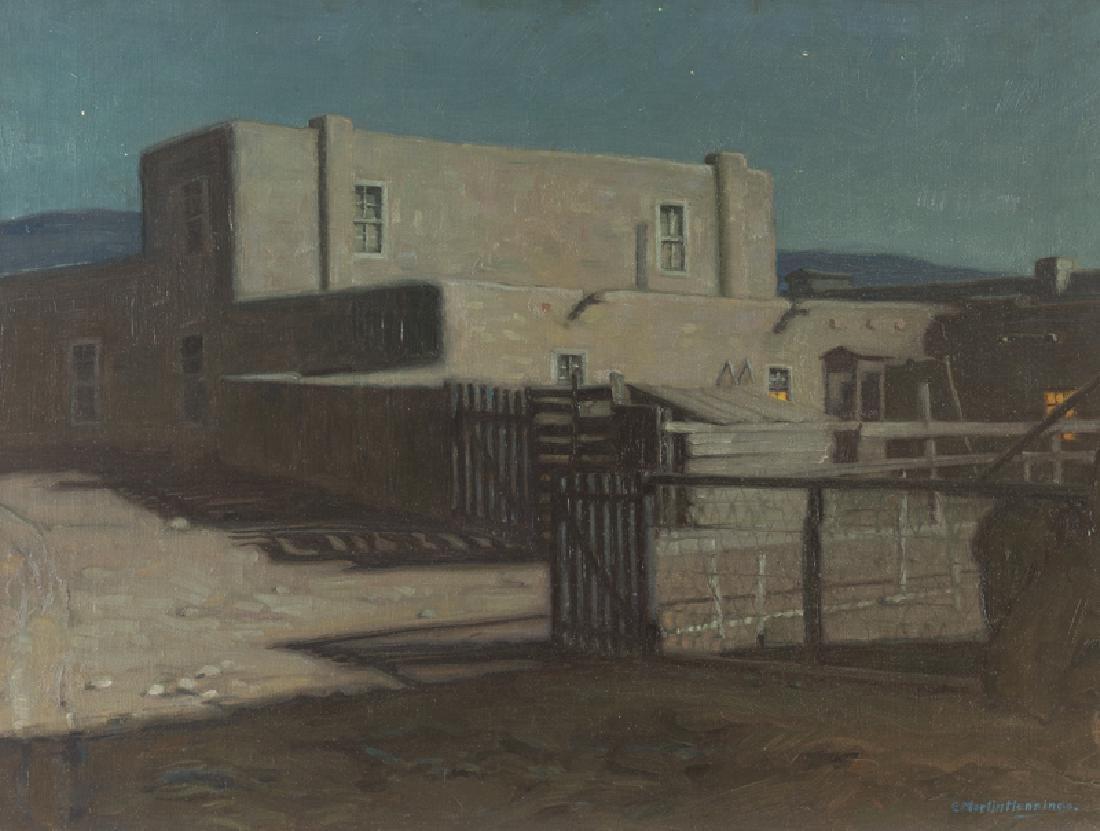Ernest Martin Hennings (1886 - 1956 Taos, NM)