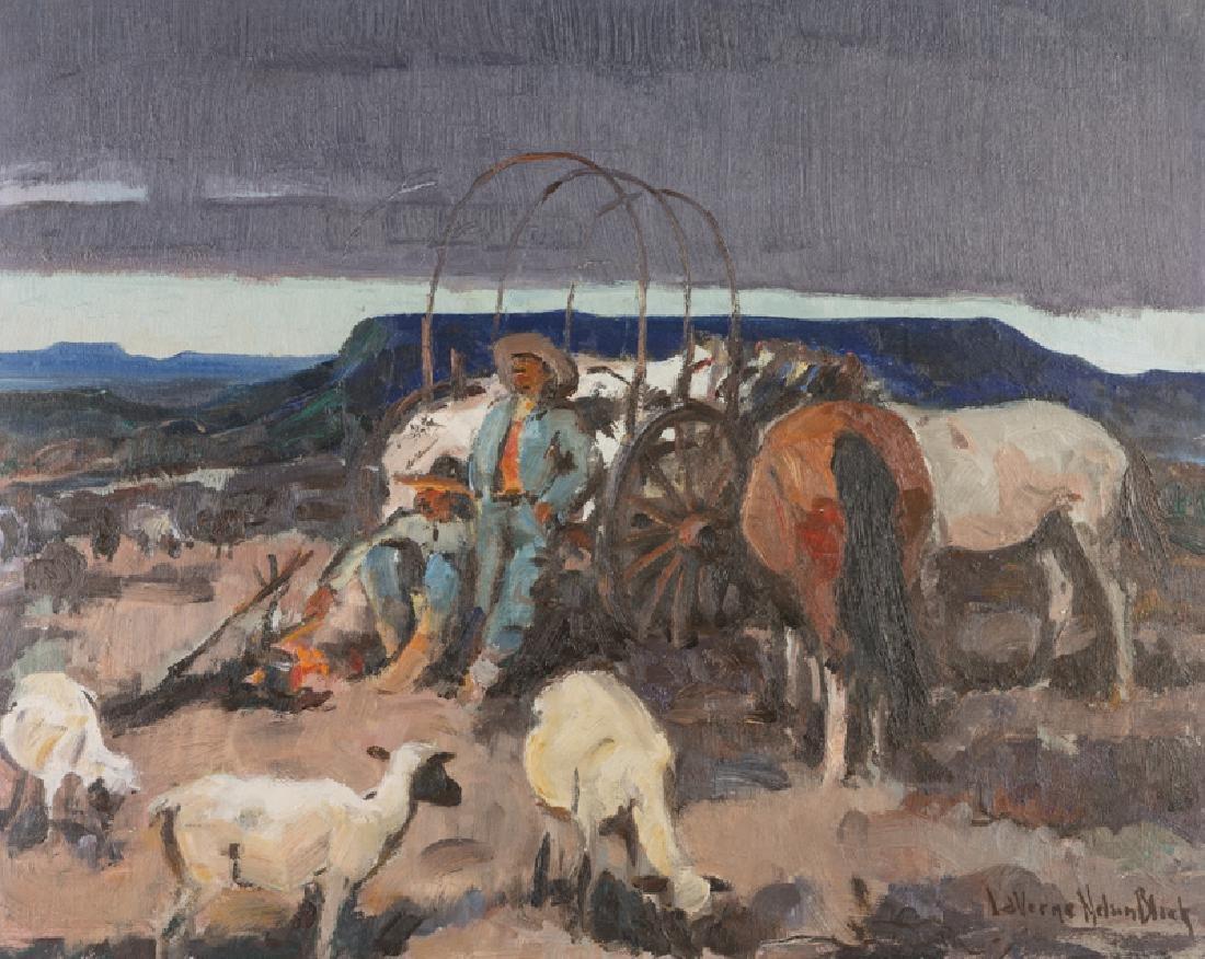 Laverne Nelson Black (1887 - 1938 Taos, NM)