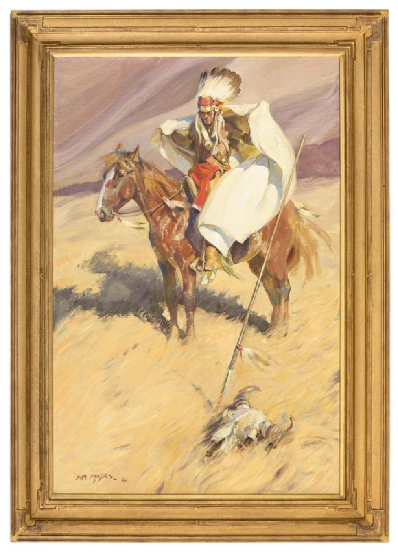 John Moyers (1958 - * Santa Fe, NM) - 2