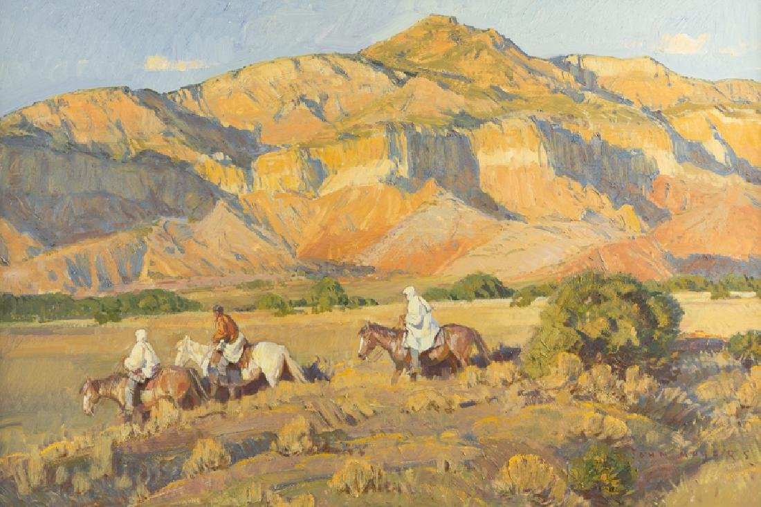 John Moyers (1958 - * Santa Fe, NM)