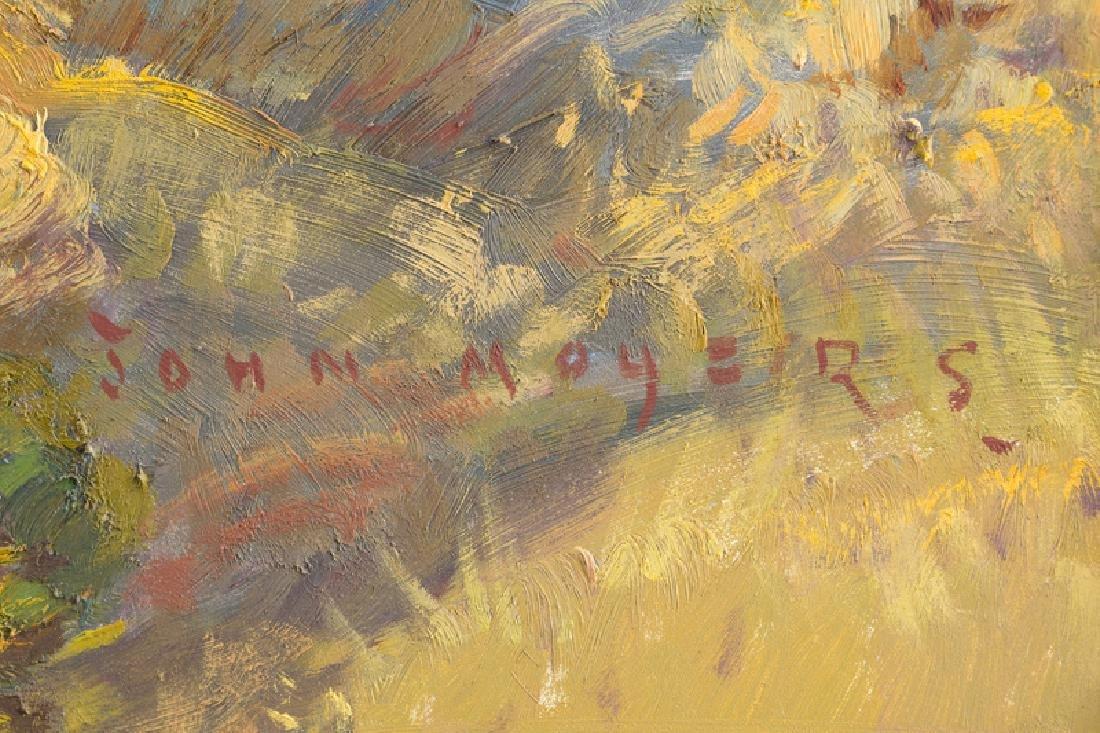 John Moyers (1958 - * Santa Fe, NM) - 3
