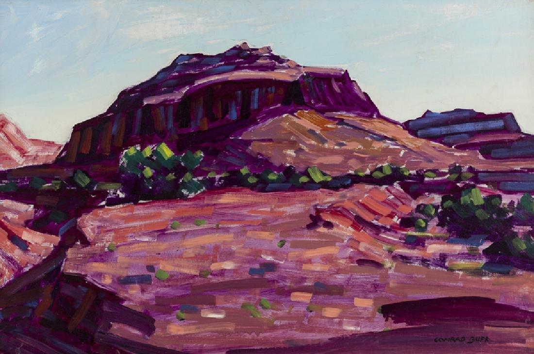 Conrad Buff (1886 - 1975 Laguna Hills, CA)