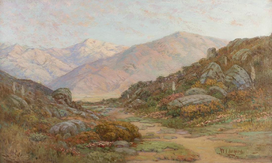 William Lees Judson (1842 - 1928 Los Angeles, CA)