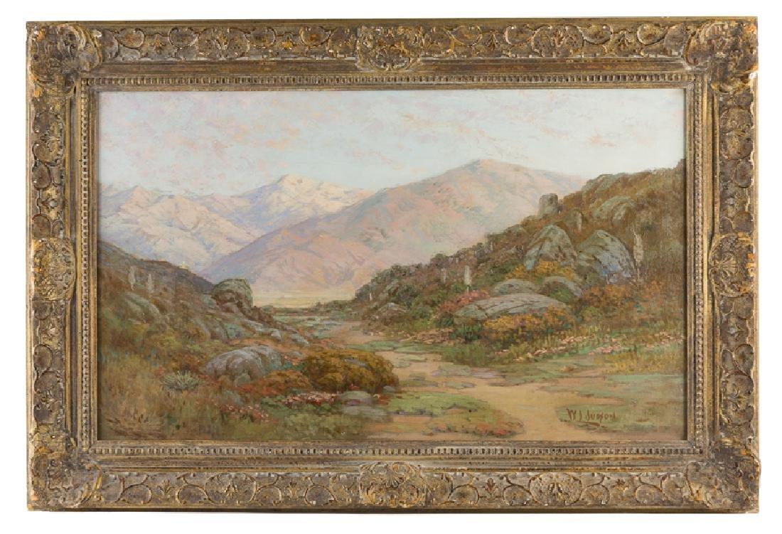 William Lees Judson (1842 - 1928 Los Angeles, CA) - 2