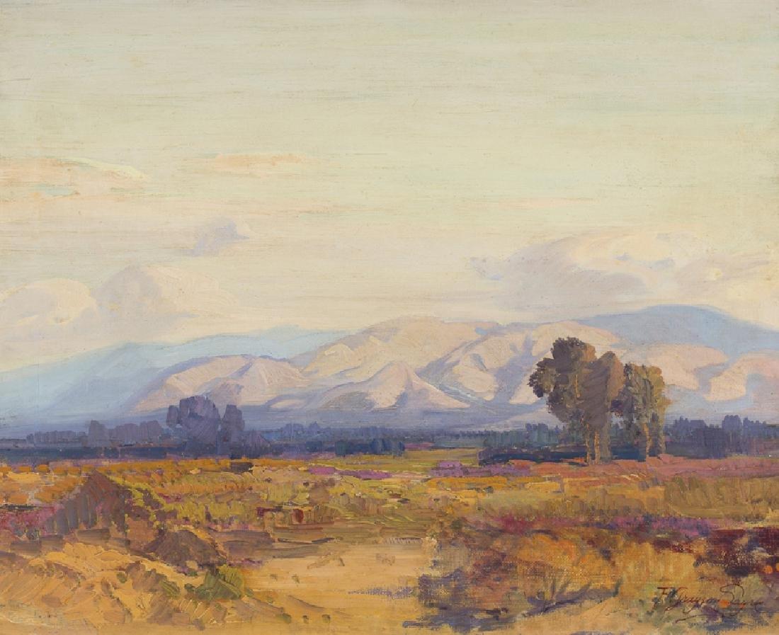Fred Grayson Sayre (1879 - 1939 Glendale, CA)