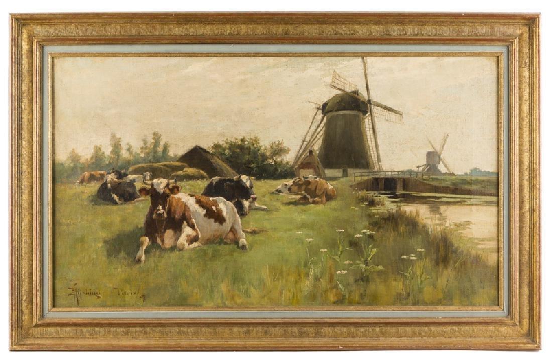 Henry S. Bisbing (1849 - 1933 Ledyard, CT) - 2