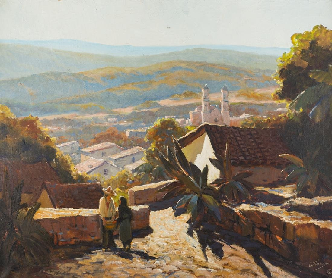 Anthony Thieme (1888 - 1954 Rockport, MA)