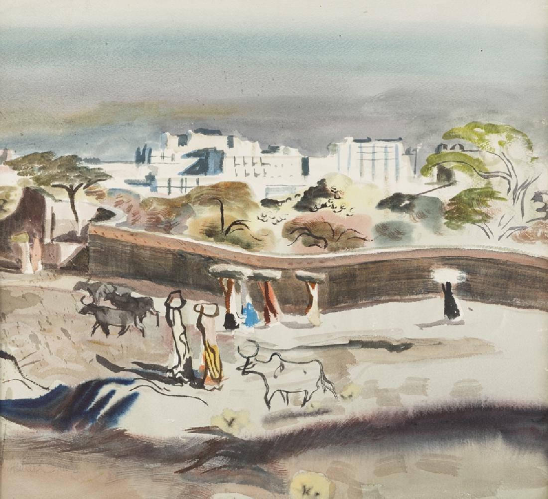 Millard Owen Sheets NA (1907 - 1989 Gualala, CA)