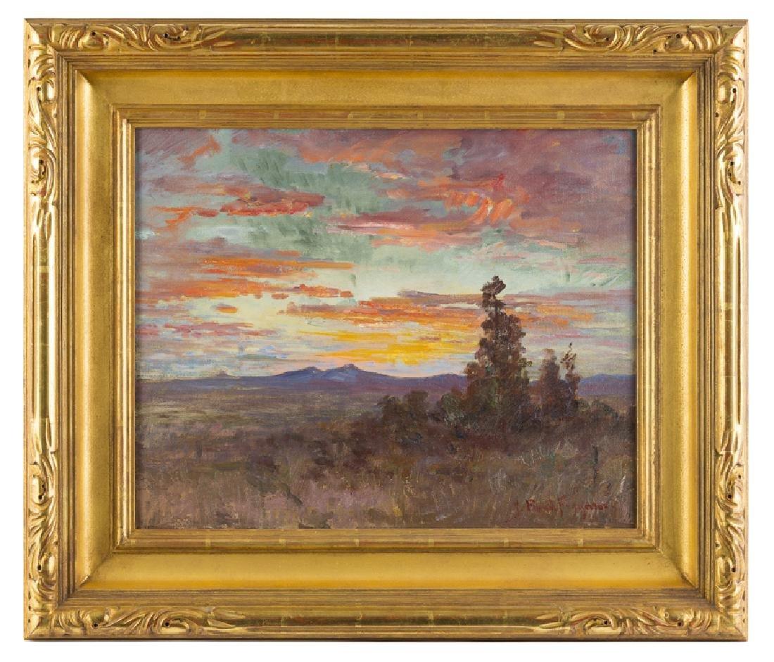 John Bond Francisco (1863 - 1931 Los Angeles, CA) - 2