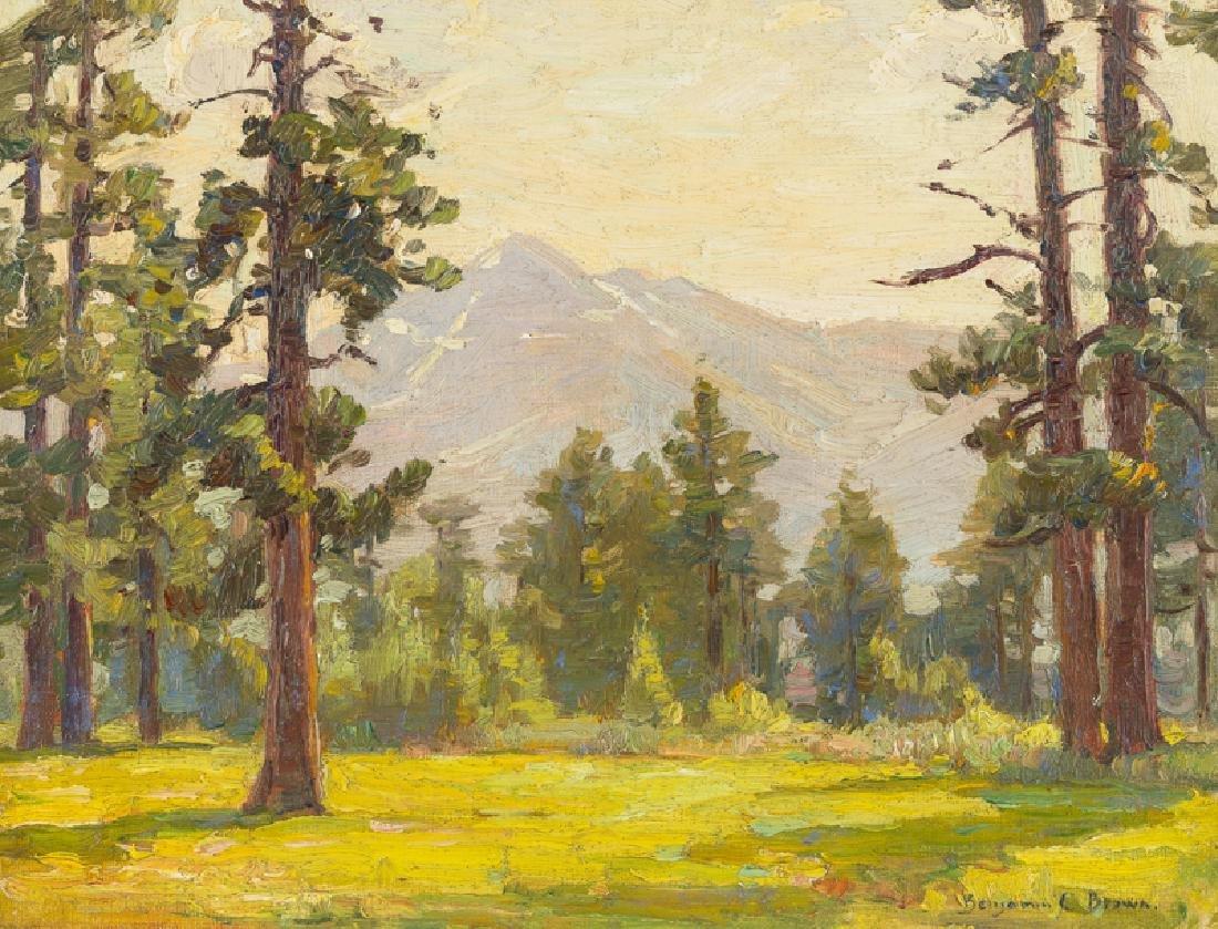 Benjamin Chambers Brown (1865 - 1942 Pasadena, CA)