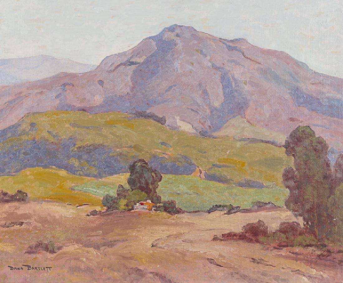 Dana Bartlett (1882 - 1957 Los Angeles, CA)