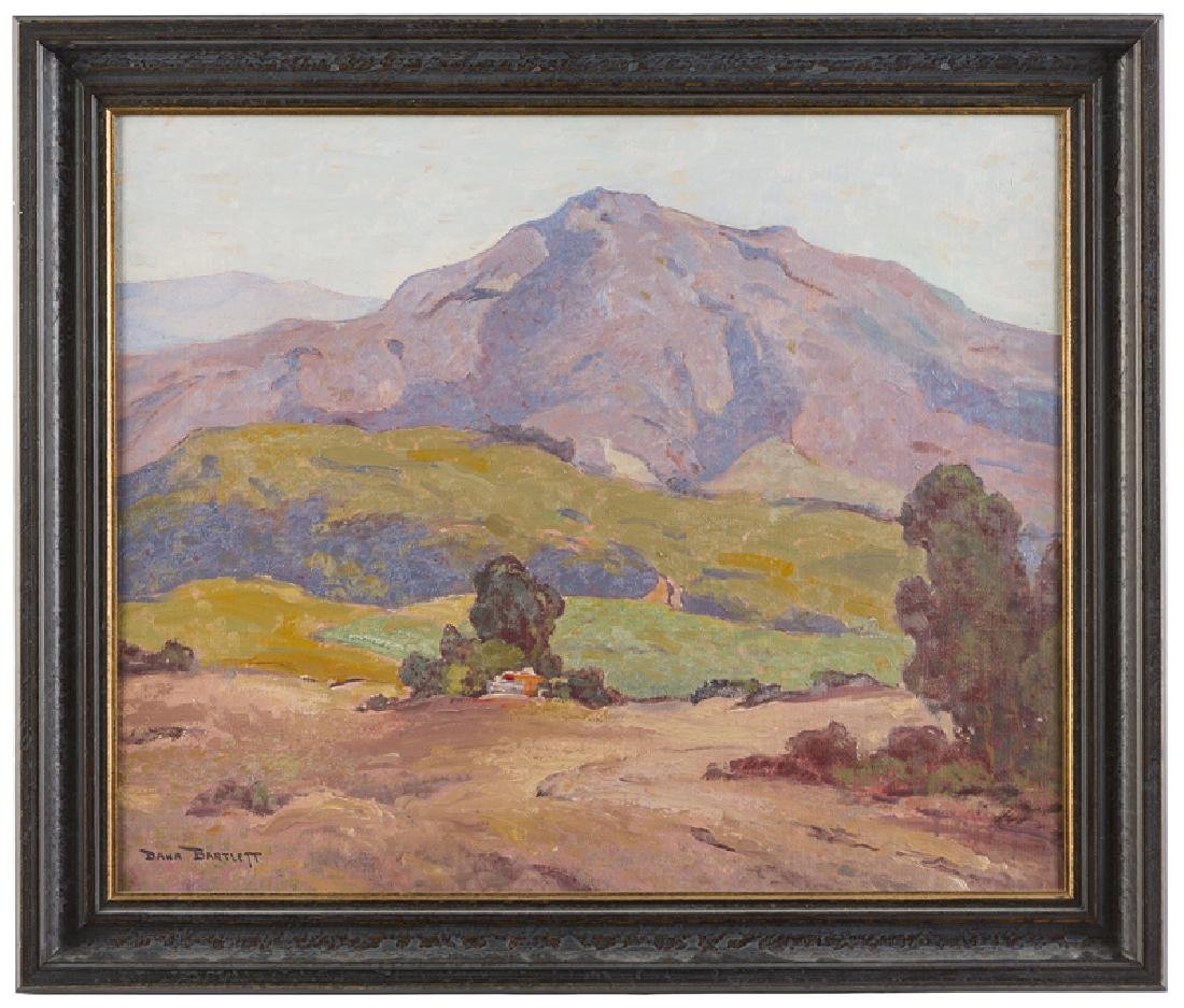 Dana Bartlett (1882 - 1957 Los Angeles, CA) - 2