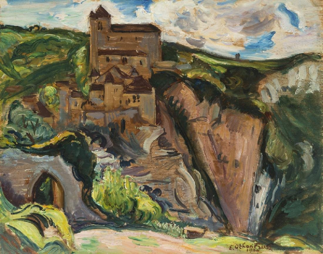 Achille-Emile Othon Friesz (1879 - 1949 French)