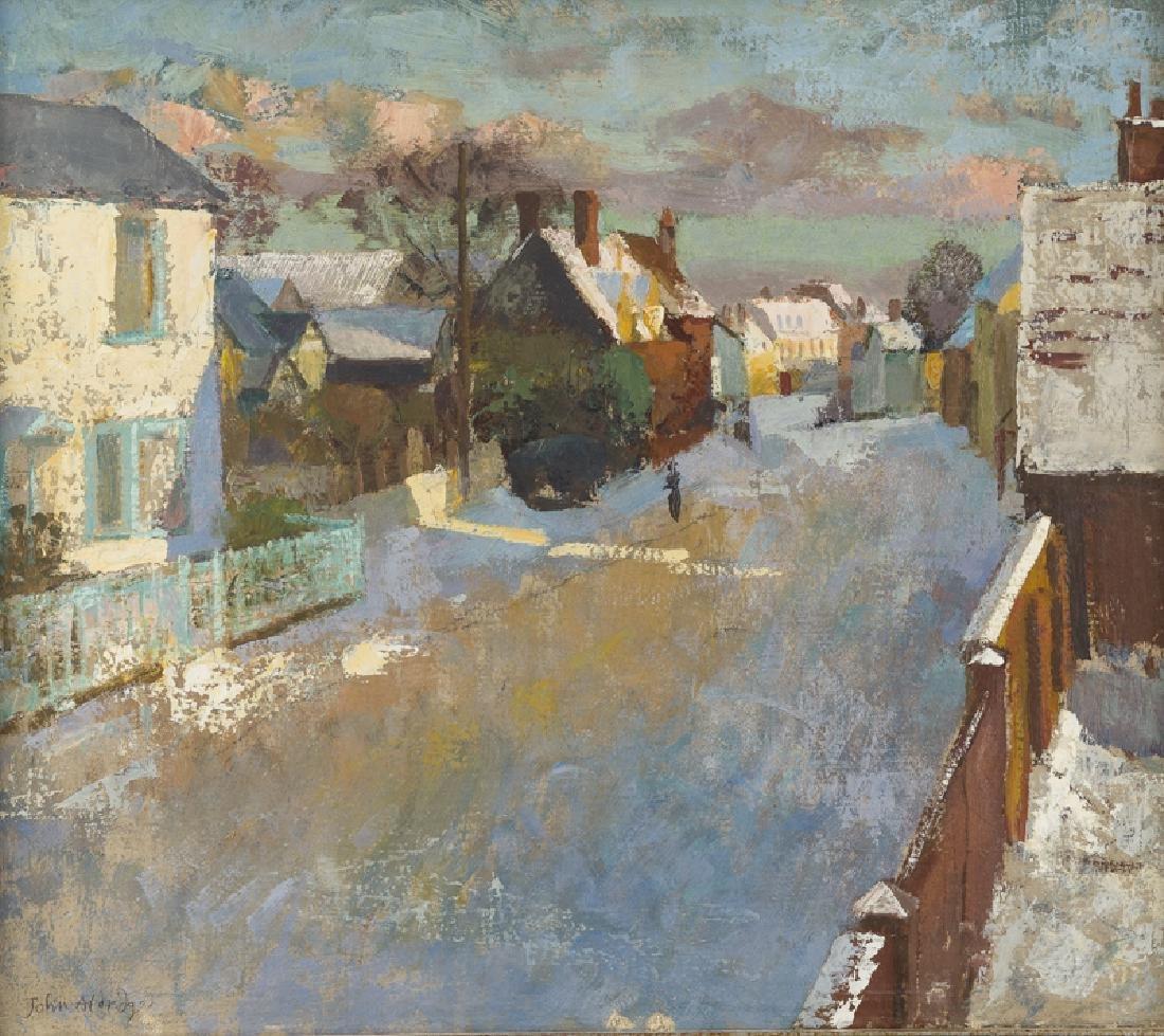John Arthur Malcolm Aldridge (1905 - 1983 British)