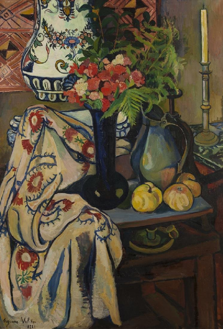 Suzanne Valadon (1865 - 1938 French)