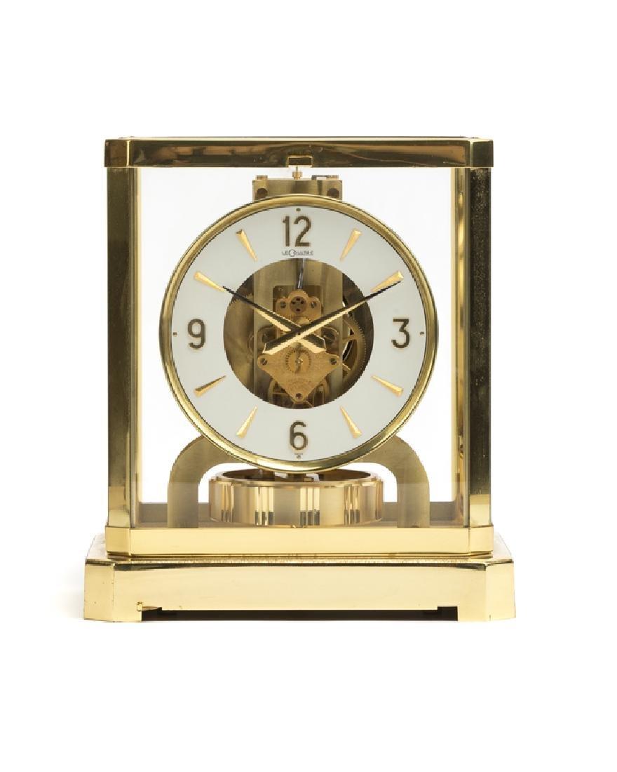 A LeCoultre Atmos clock