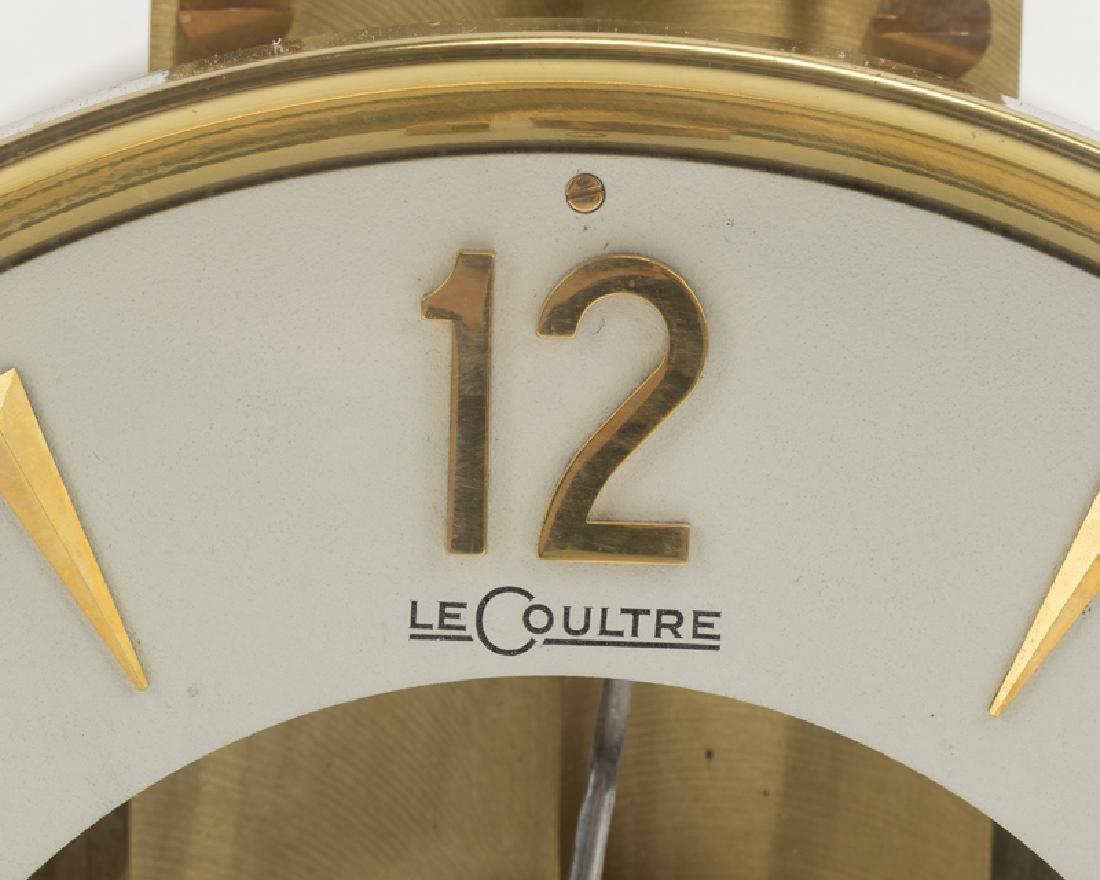 A LeCoultre Atmos clock - 4