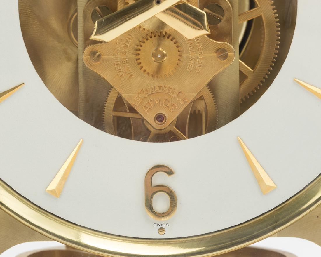 A LeCoultre Atmos clock - 5