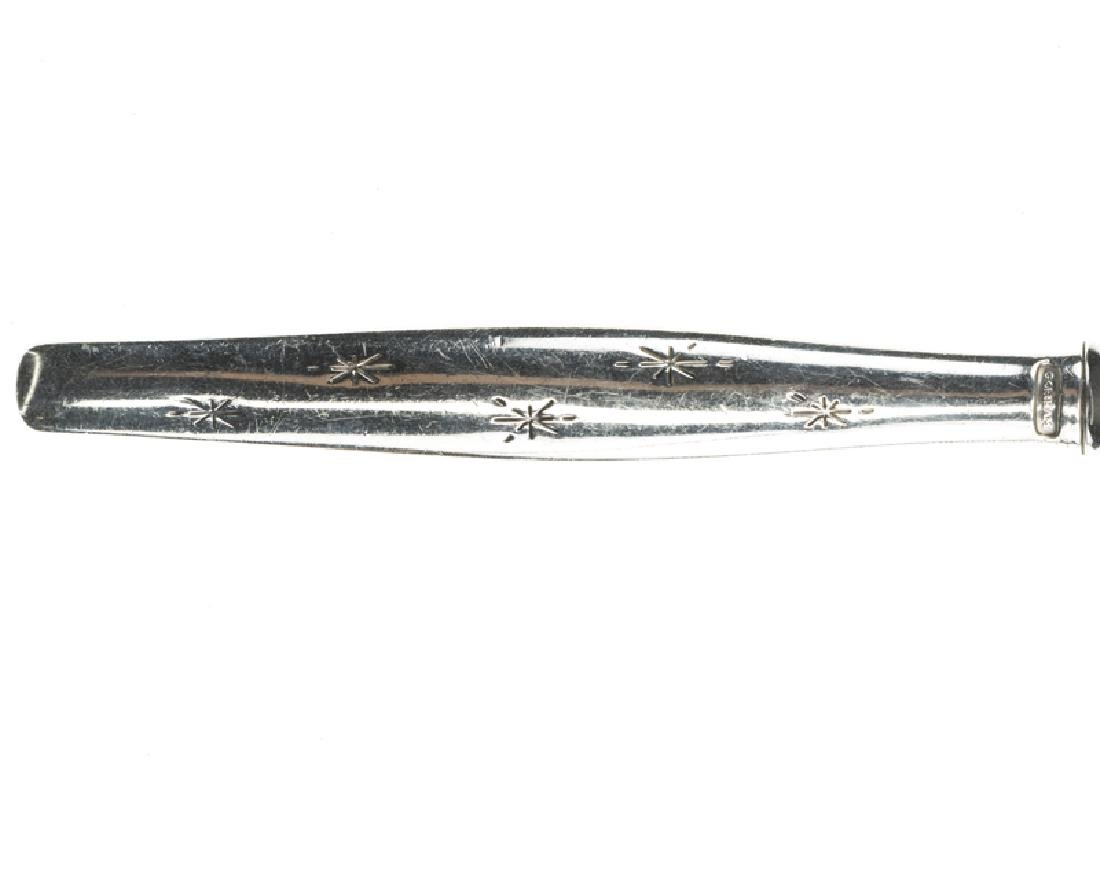 A Gorham ''Stardust'' sterling silver flatware service - 3