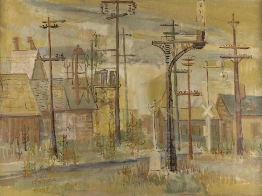 Jae Carmichael (1925 - 2005 Los Angeles, CA)