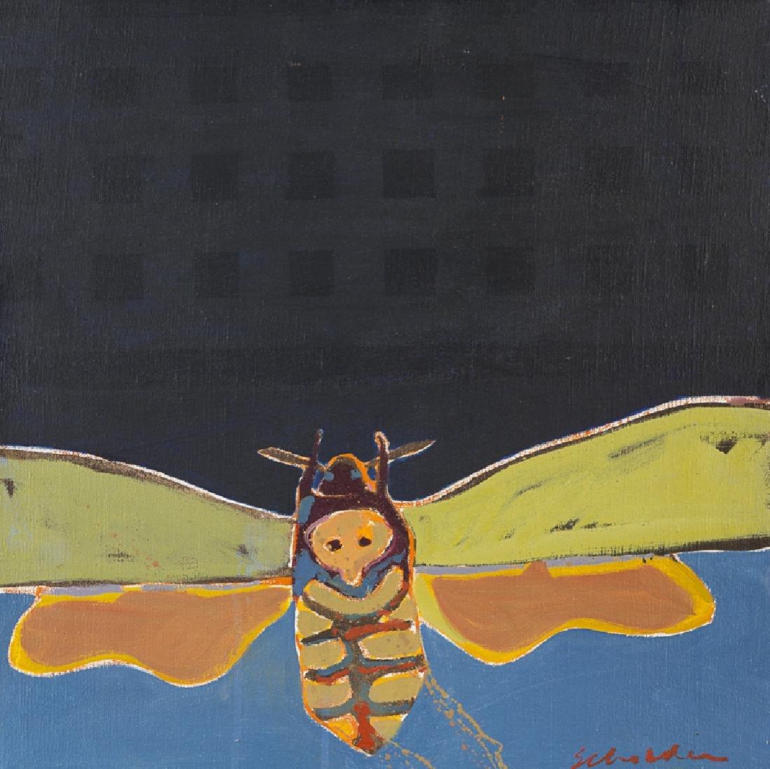 Fritz Scholder (1937 - 2005 Scottsdale, AZ)