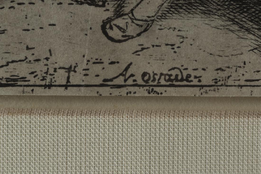Adriaen Jansz van Ostade (1610 - 1685 Dutch) - 3