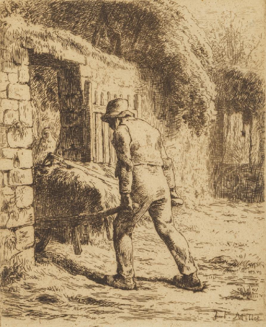 Jean - Francois Millet (1814 - 1875 French)
