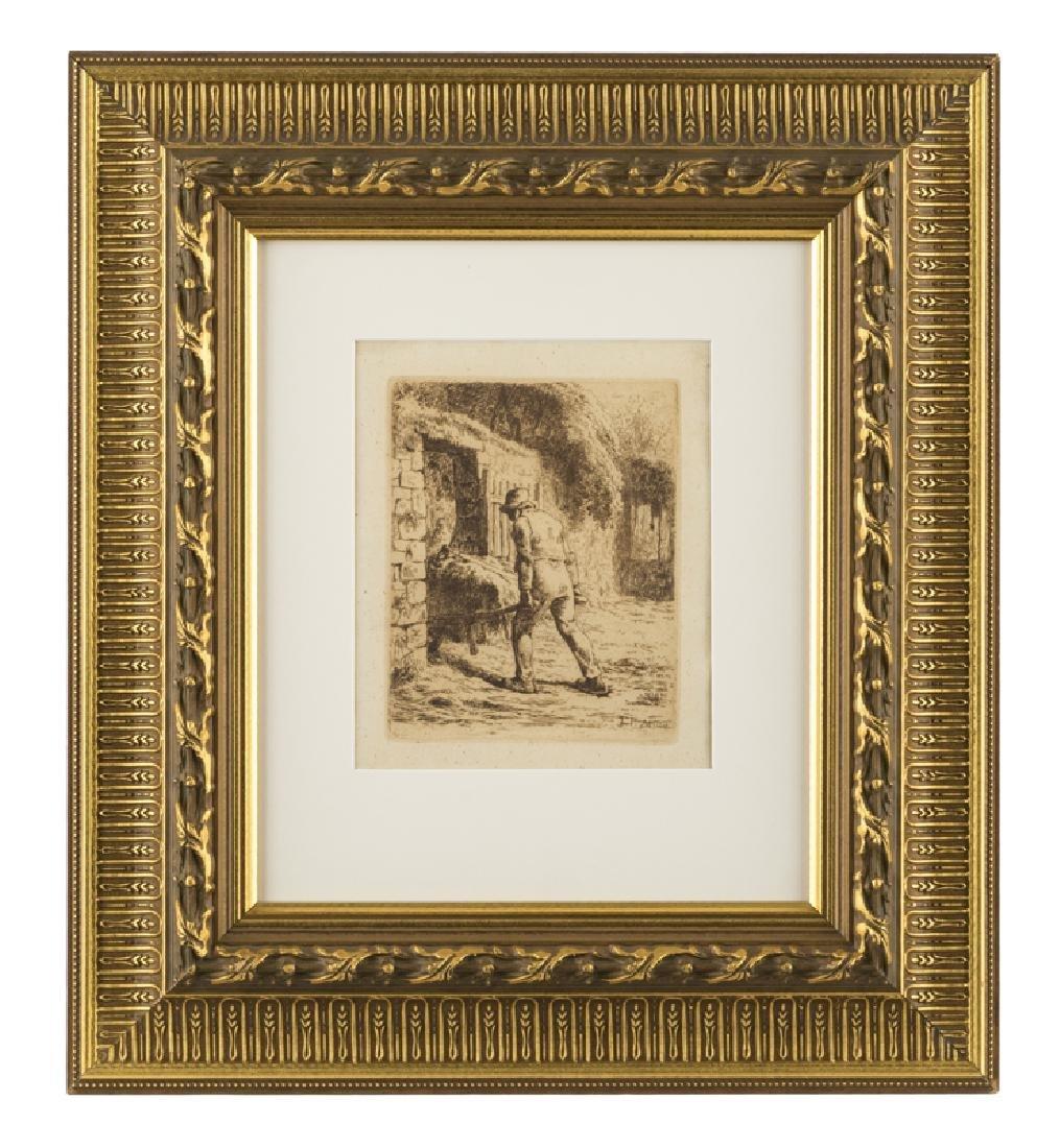 Jean - Francois Millet (1814 - 1875 French) - 2
