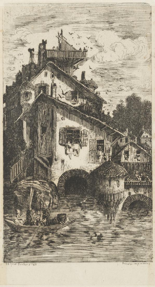 Rodolphe Bresdin (1822 - 1885 French)