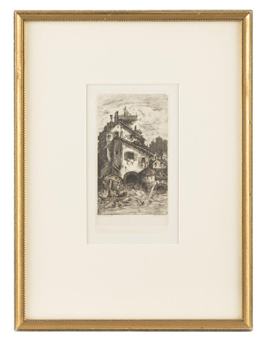 Rodolphe Bresdin (1822 - 1885 French) - 2