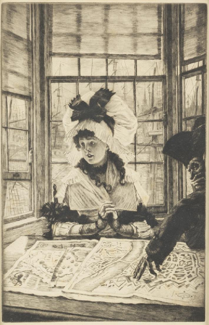 James Jacques Joseph Tissot (1836 - 1902 French)