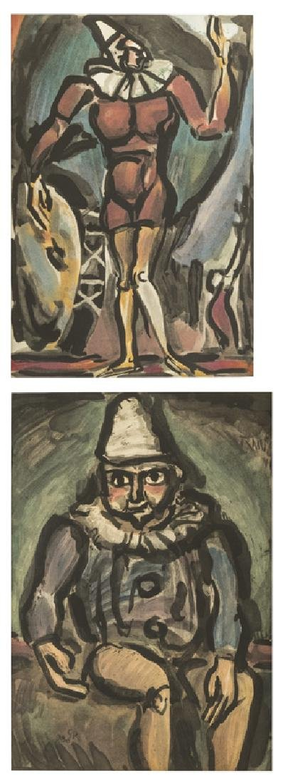 Georges Rouault (1871 - 1958 French)