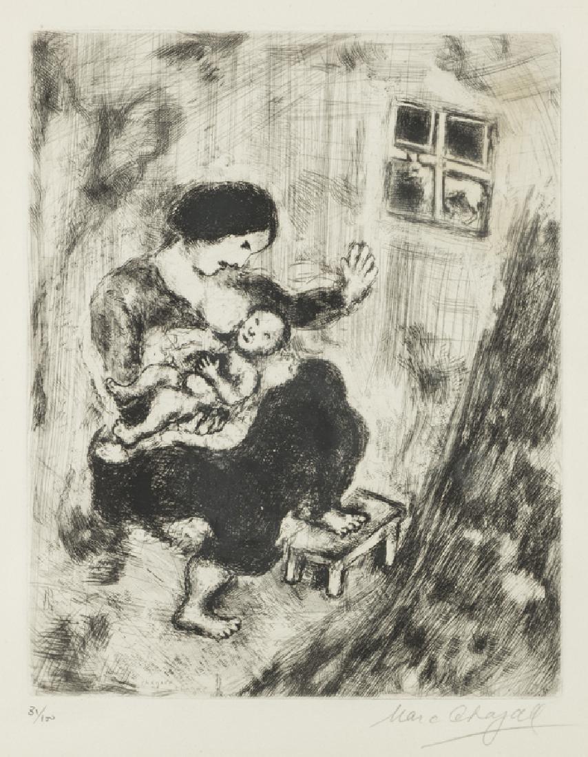 Marc Chagall (1887 - 1985 Russian)