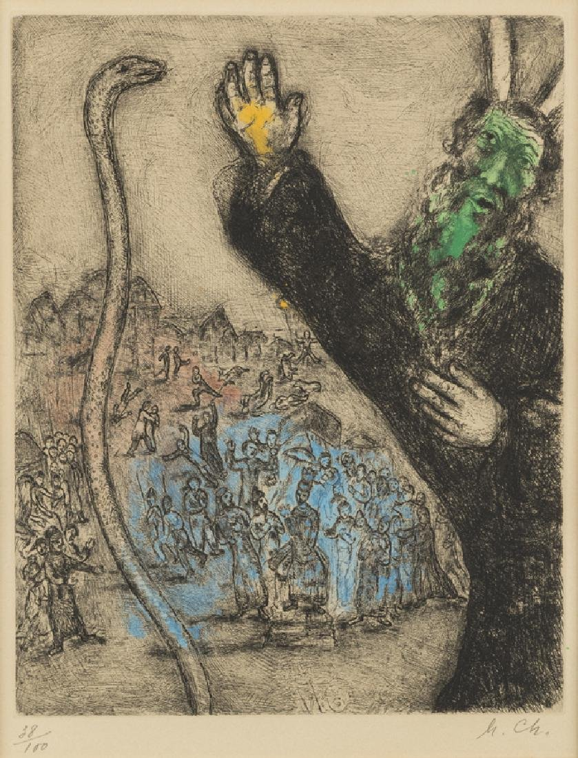 Marc Chagall (1887 - 1985 French)