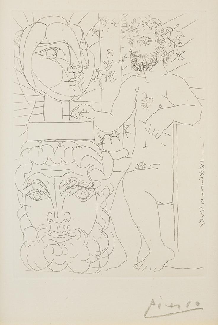 Pablo Picasso (1881 - 1973 Spanish)