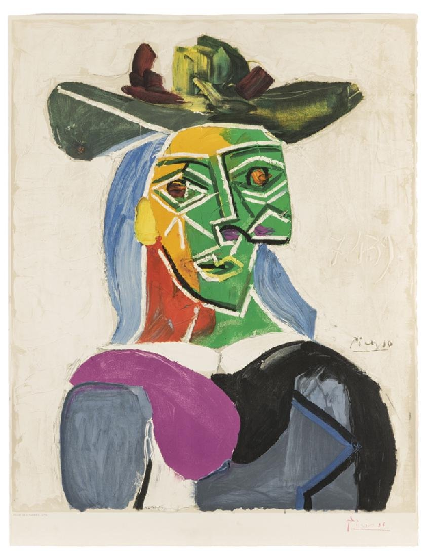 After Pablo Picasso (1881 - 1973 Spanish)