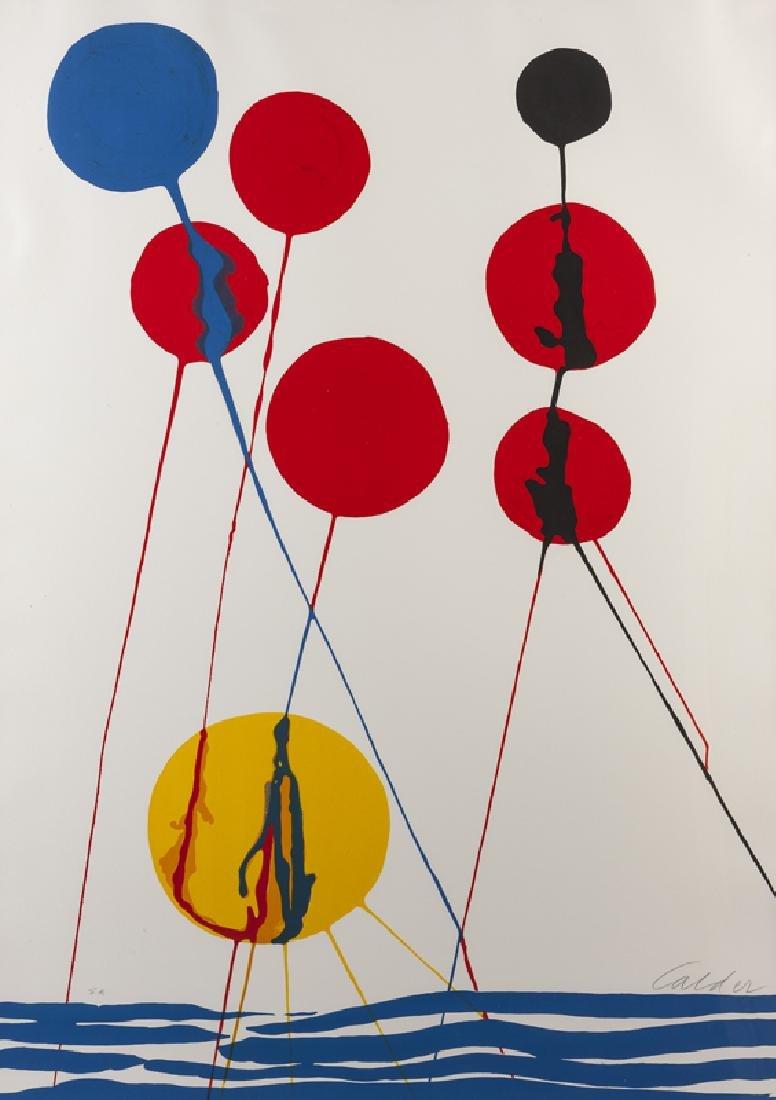 Alexander Calder (1898 - 1976 New York, NY)