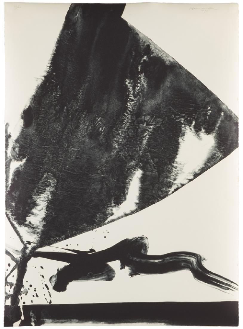 Matsumi Kanemitsu (1922 - 1992 Los Angeles, CA)
