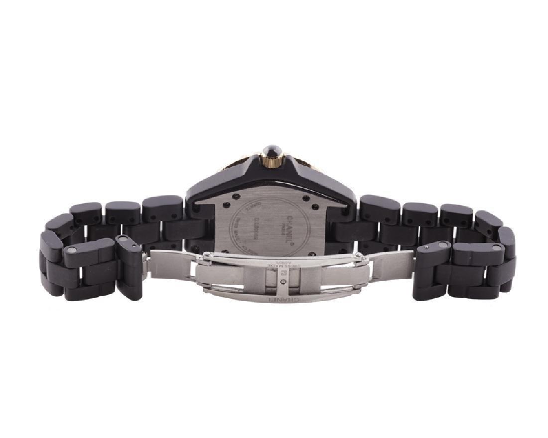 A Chanel J12 wristwatch - 2