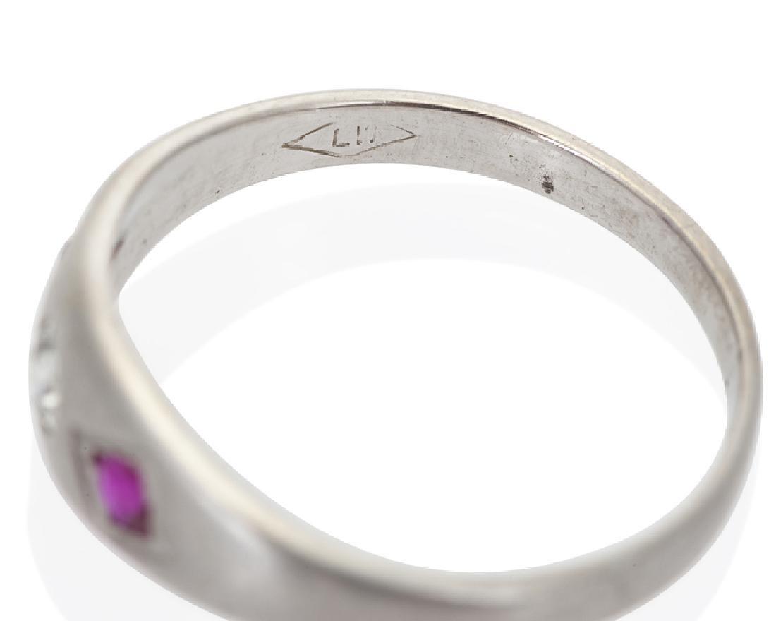 Five rings in various styles - 2
