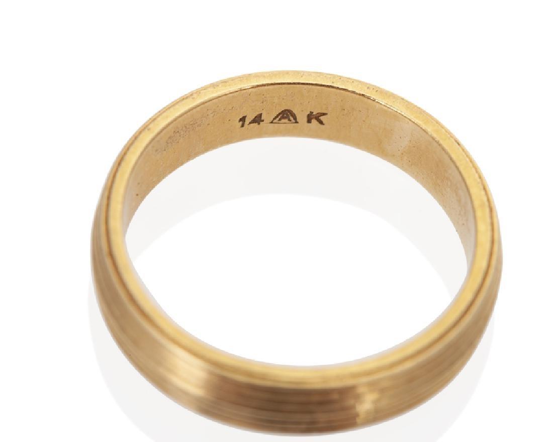Five rings in various styles - 3