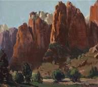 Fitch Fulton (1879 - 1955 Los Angeles, CA)