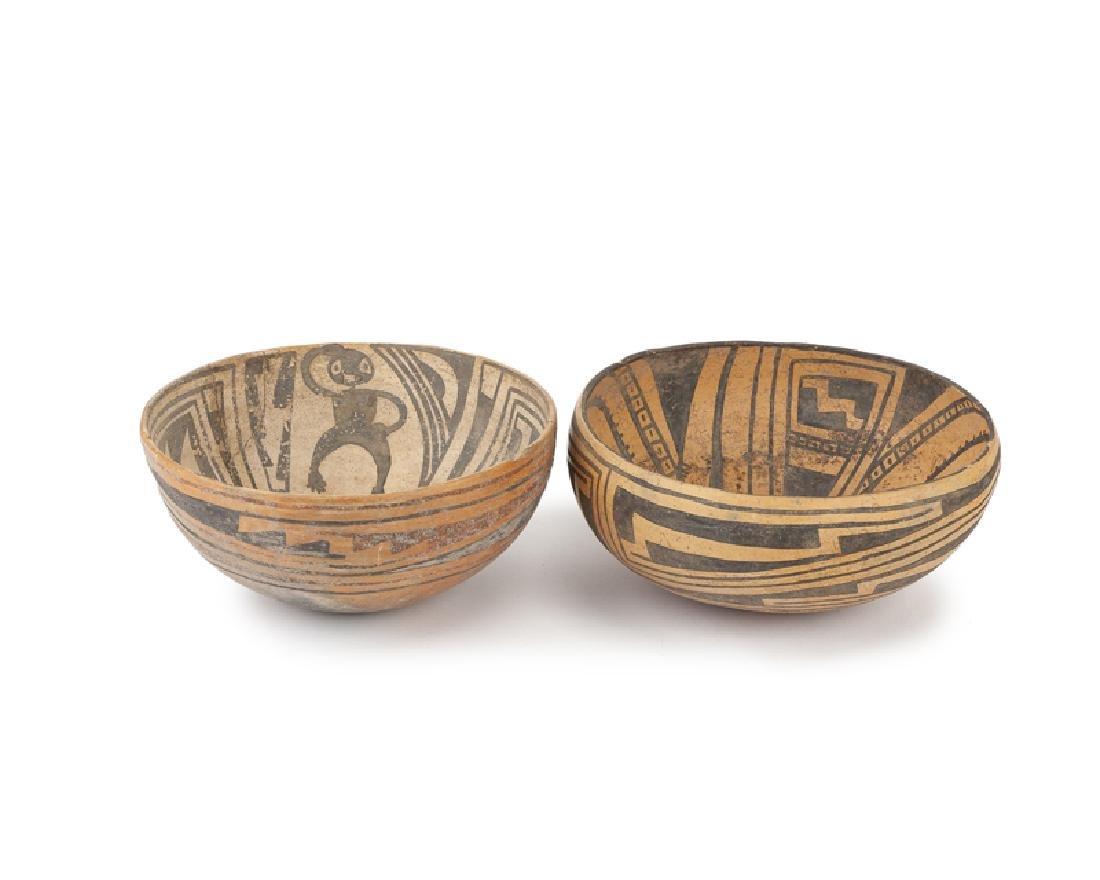 Two Casas Grandes bowls