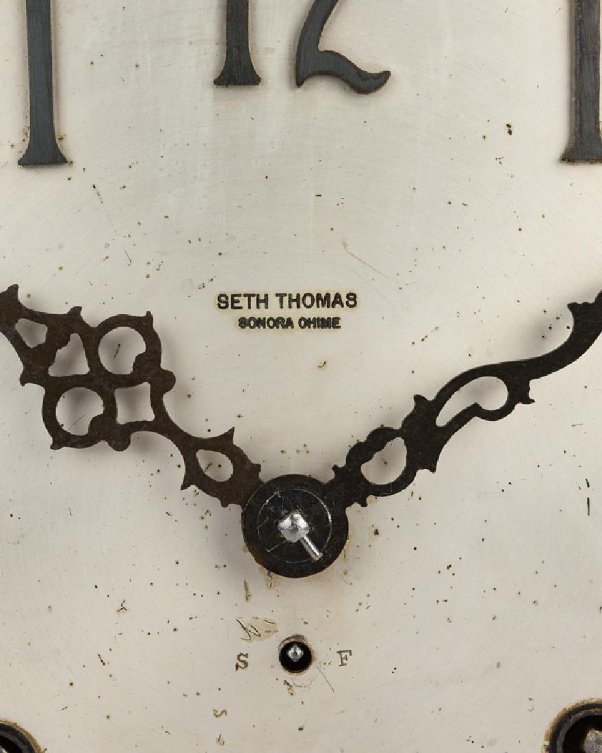 A mahogany Seth Thomas Sonora Chime mantel clock - 2