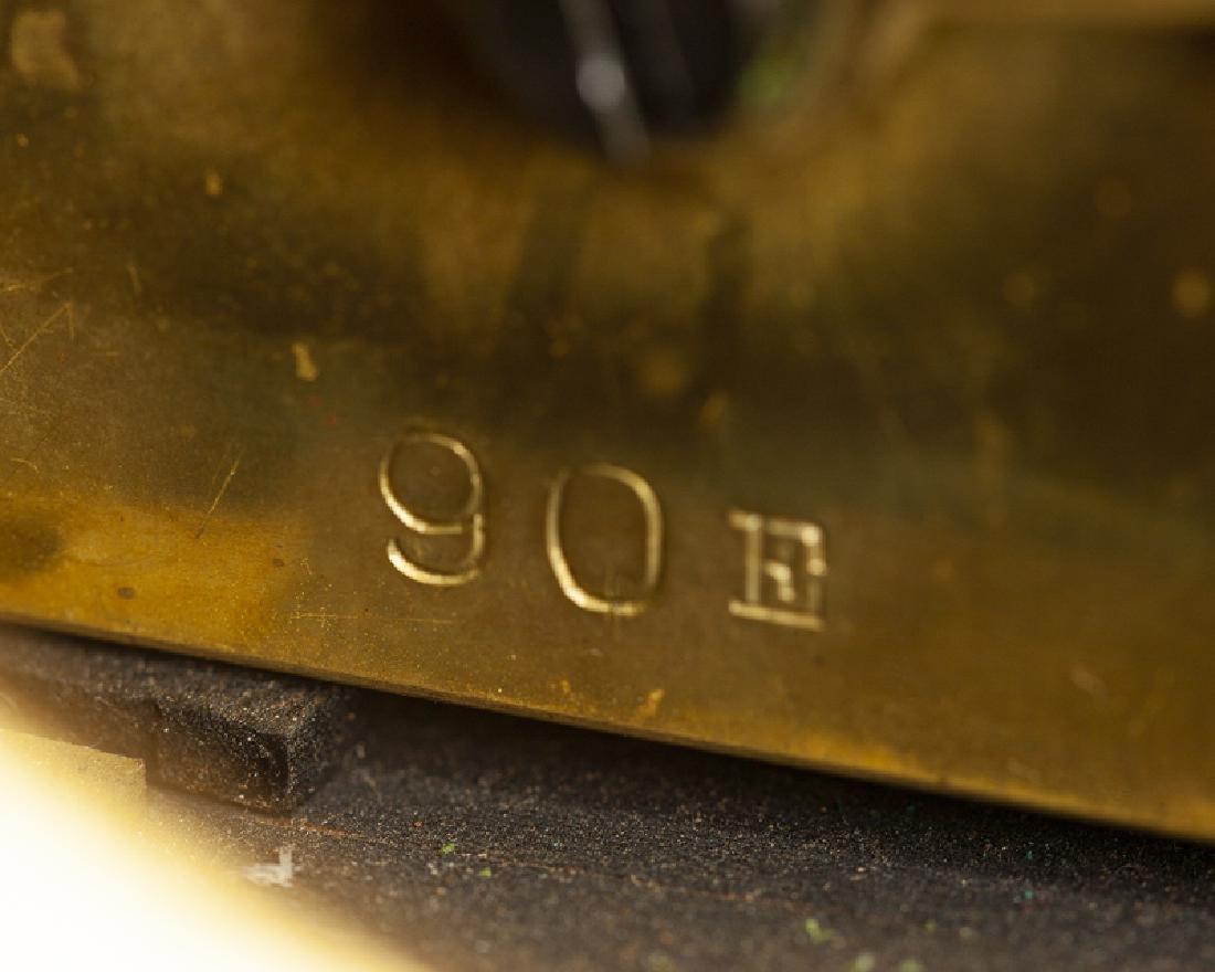 A mahogany Seth Thomas Sonora Chime mantel clock - 5