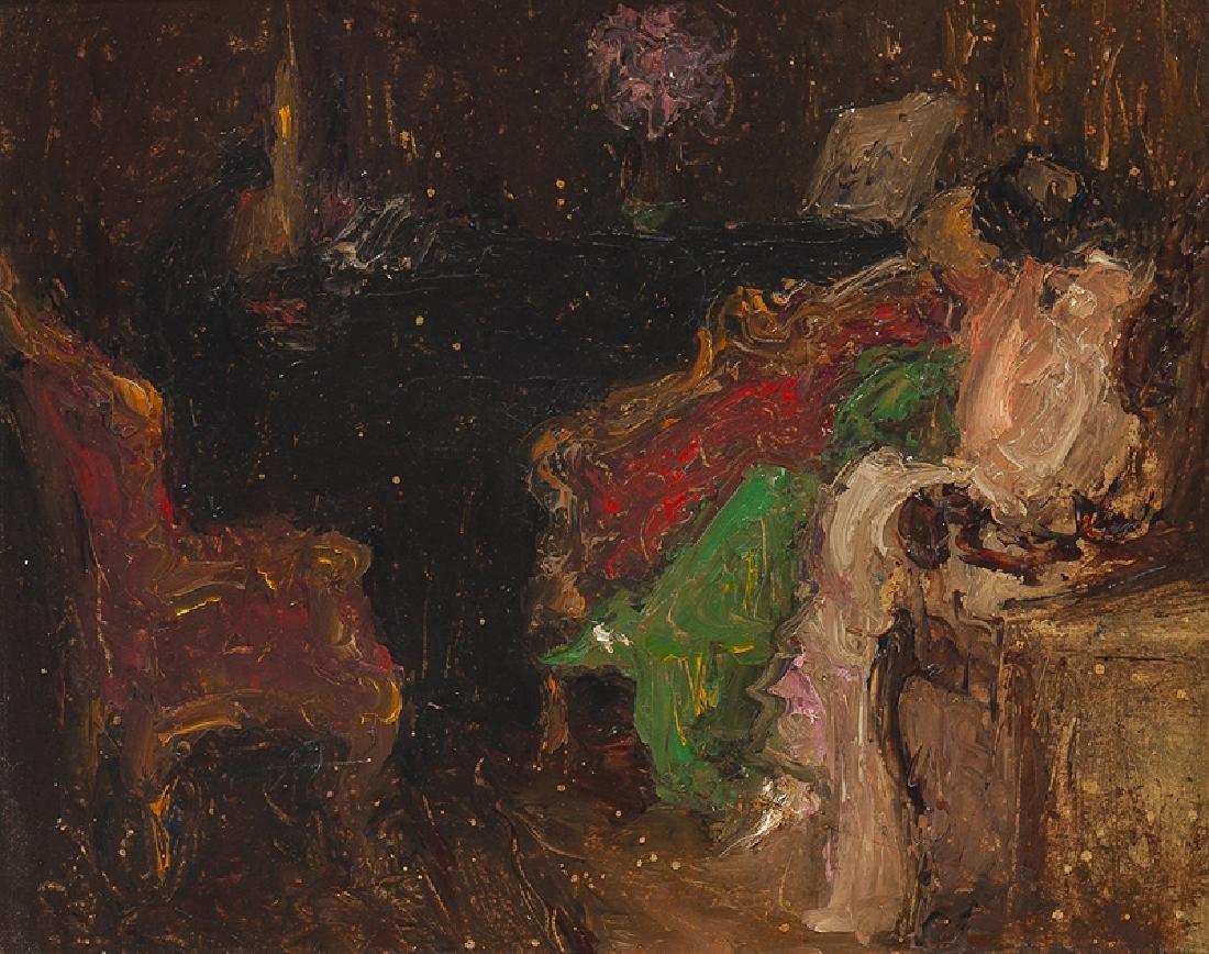 Frederic Mathews (1869 - 1941 New York, NY)